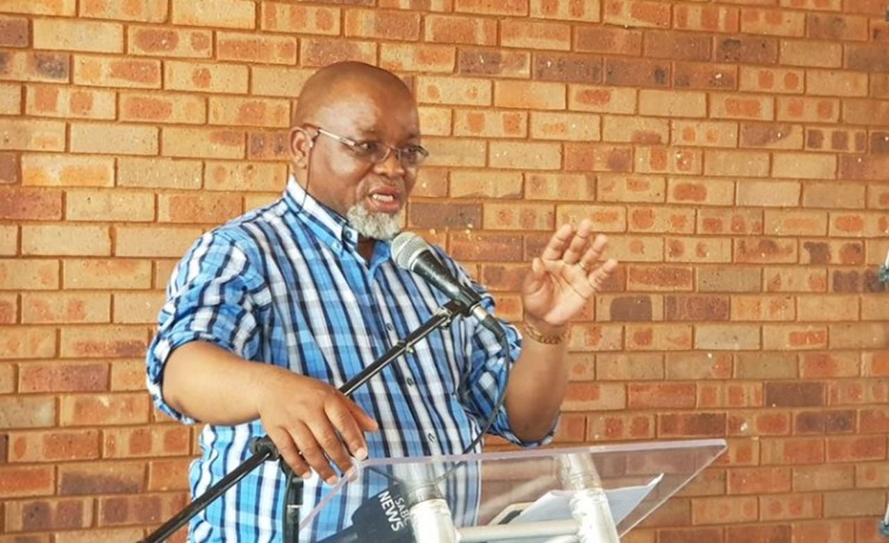 Gwede Mantashe to engage Xolobeni community on mining, economic development