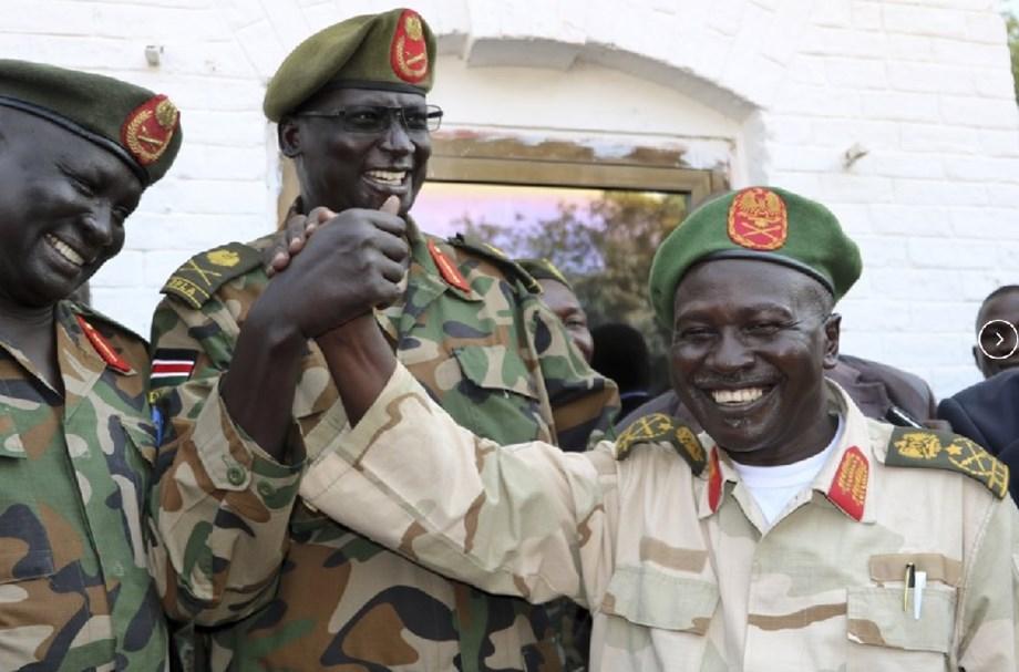 Peach establishment in South Sudan is possible, says UN peacekeeping chief