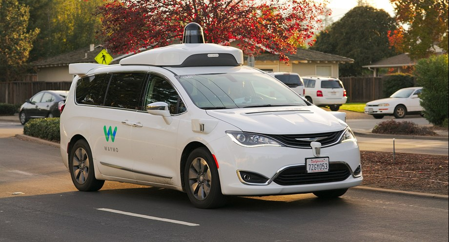 New technologies in use to help self driven cars detect pedestrian movement