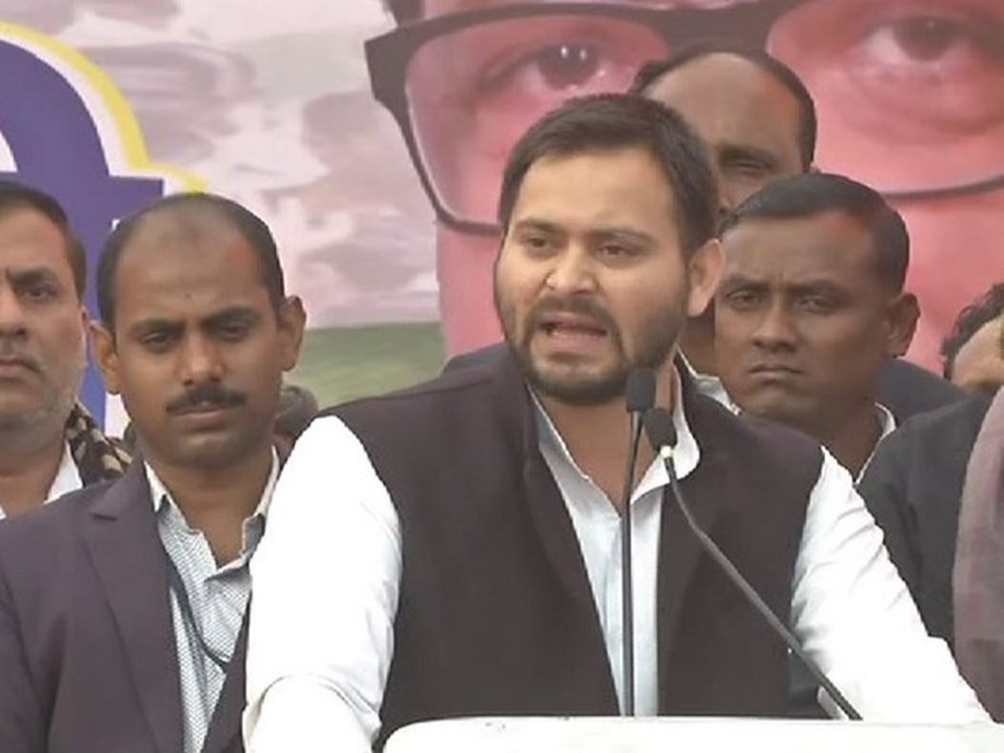 Bypolls not to impact grand alliance; coalition's doors closed for 'chameleon-like' Nitish: Tejashwi