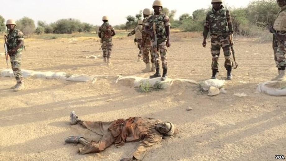Boko Haram attack kills 8 civilians in Nigeria, says military
