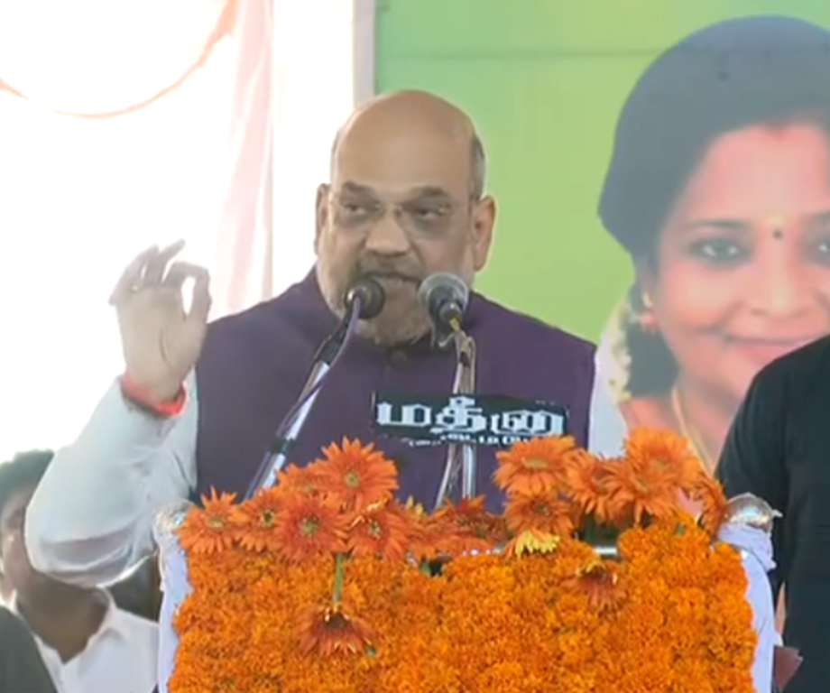 As long as BJP exists Kashmir will be integral part of India: Shah