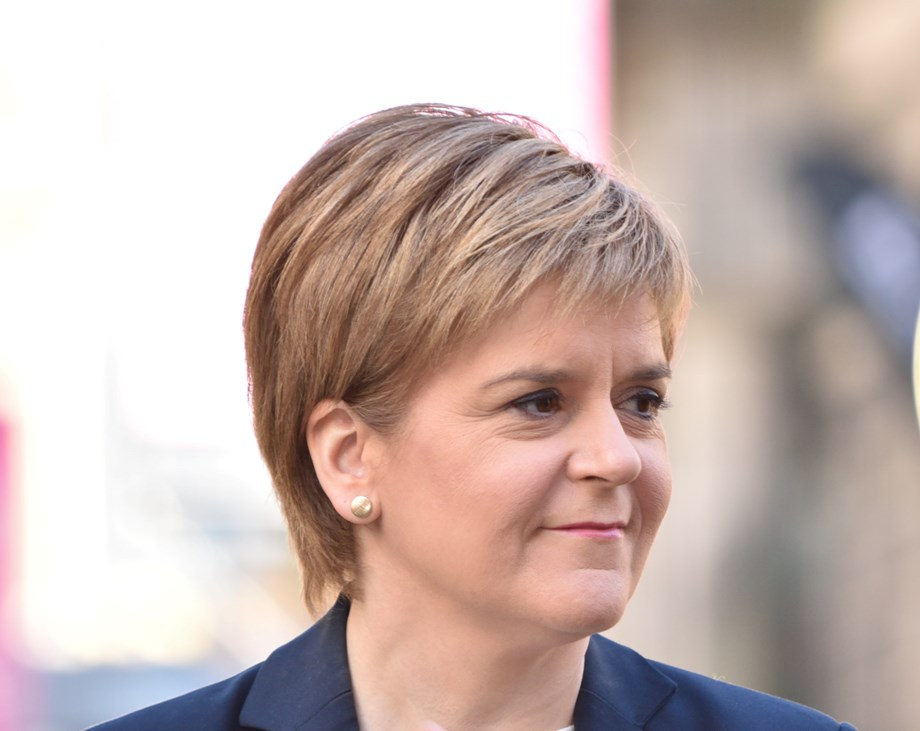 We will not rule out any option to stop Brexit - Scottish leader Sturgeon