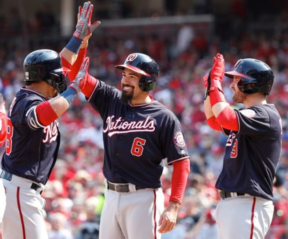 Soto's 2-run HR completes rally as Nats stop Phillies