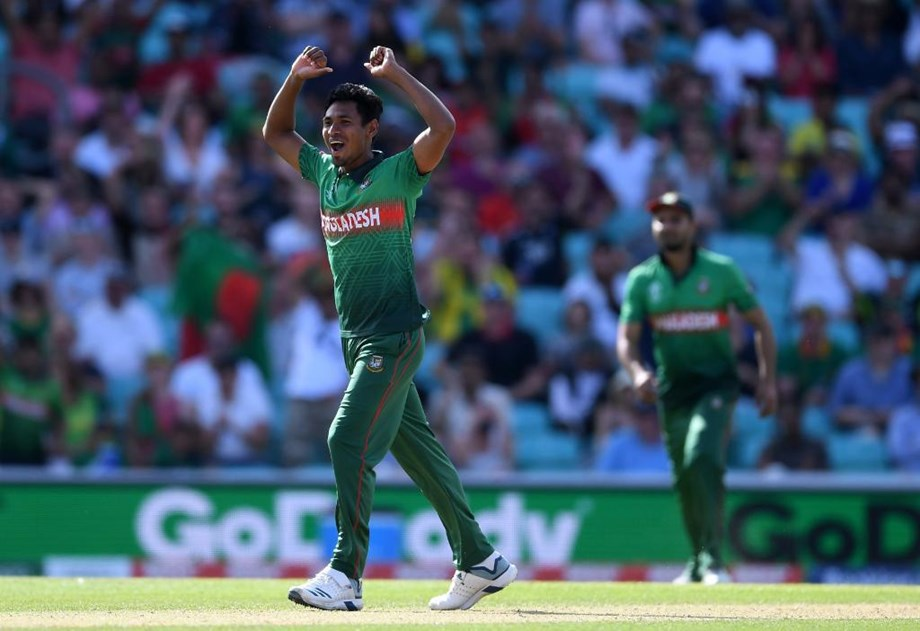WC: Bangladesh post highest ODI score with ferocious hits