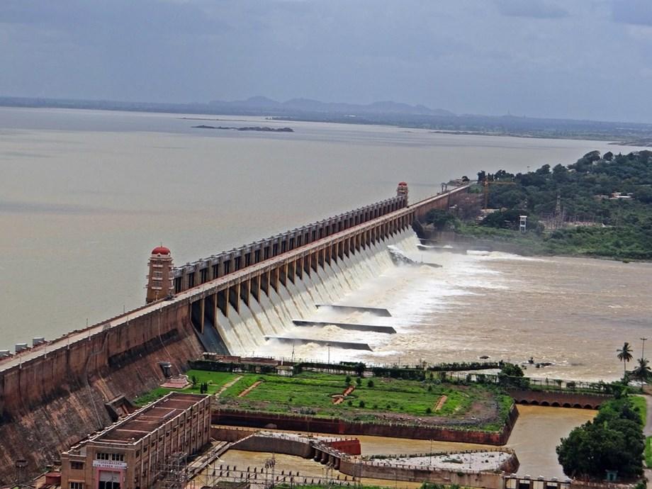 K'taka: 5,000 cusecs water released from Tunga Dam