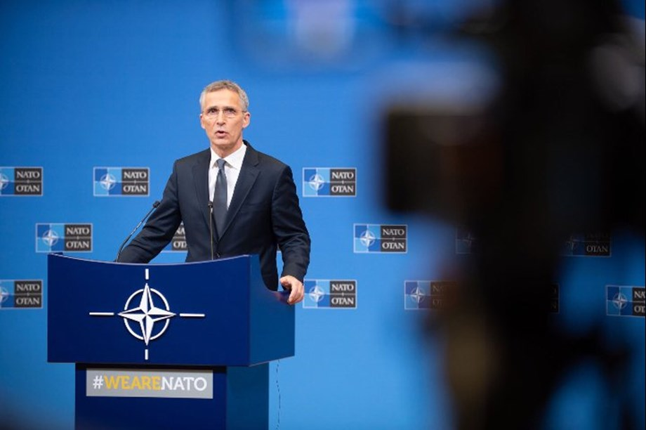 Lone wolf attackers inspire each other, NATO chief says