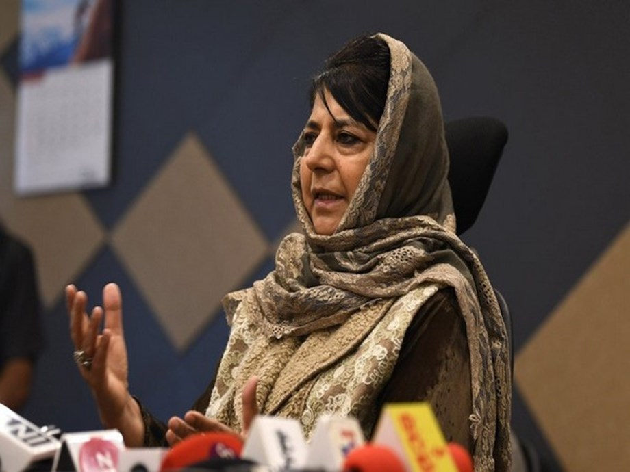 Iltija Mufti says detained by police after trying to visit grave of ex-JK CM Mufti Sayeed