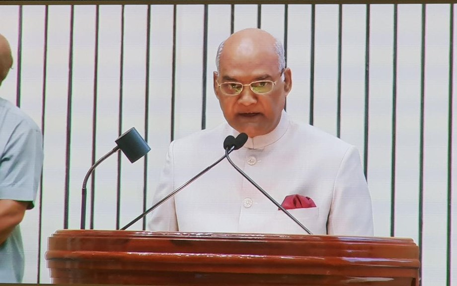 Ram Nath Kovind highlights importance of CAG on Accountants General Conference
