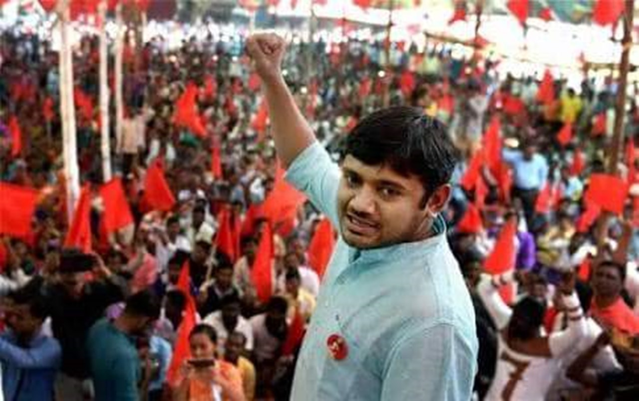 Kanhaiya Kumar wrapped up in 2016 sedition case as police files chargesheet