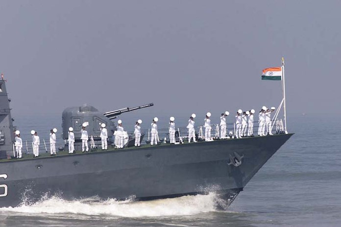 Indian Navy Day: Indian fleet draw appreciation for their commendable role