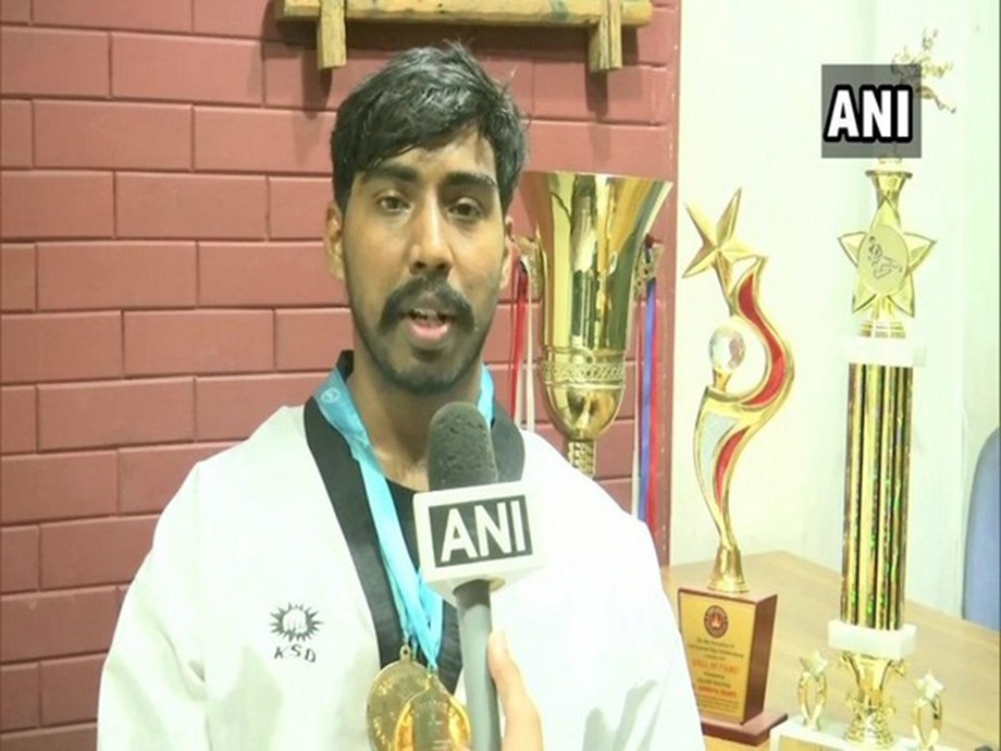 Hyderabad: Guinness World Record holder Sai Deepak dedicates achievement to Indian Army