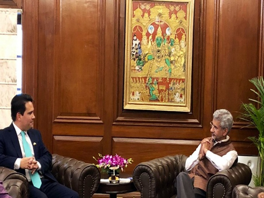 Jaishankar discusses Indo-Pacific, bilateral ties with New Zealand's Oppn leader