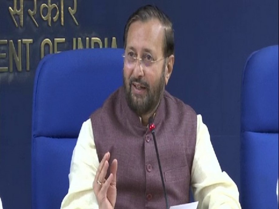 Forestry goals achievable if planting trees becomes part of children's value system: Javadekar