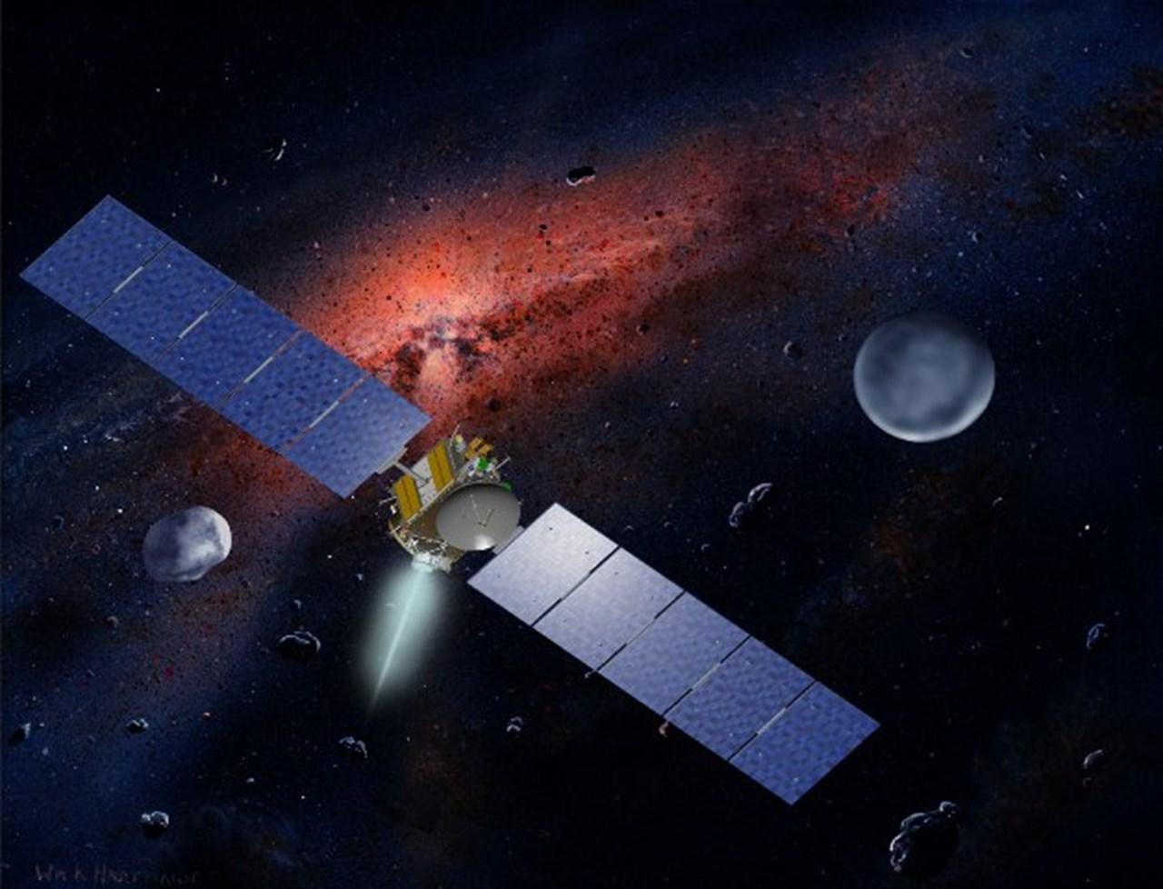 NASA probe OSIRIS-REx to reach asteroid Bennu on Dec 3