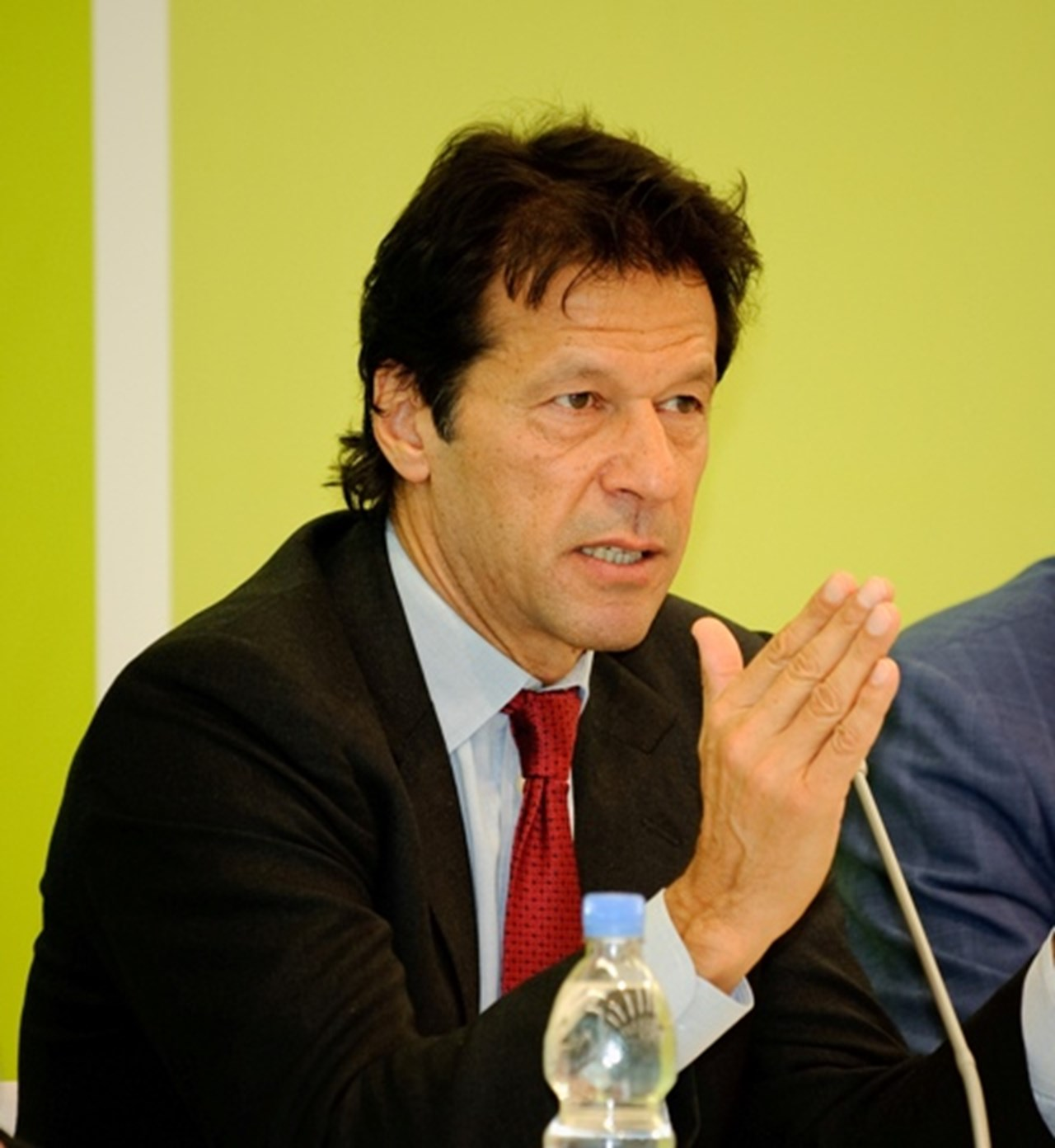 Imran Khan fires salvo at US, says not your 'hired gun' anymore