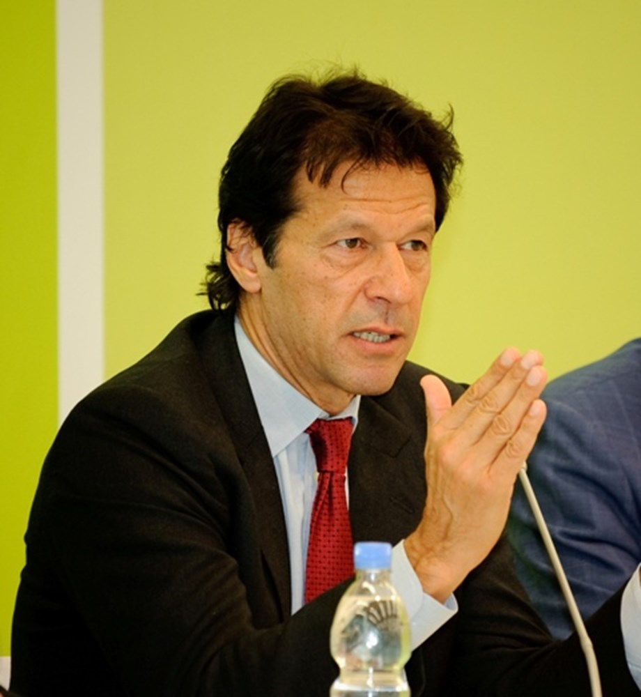 Pakistan: Imran Khan extends Diwali wishes to Hindu community