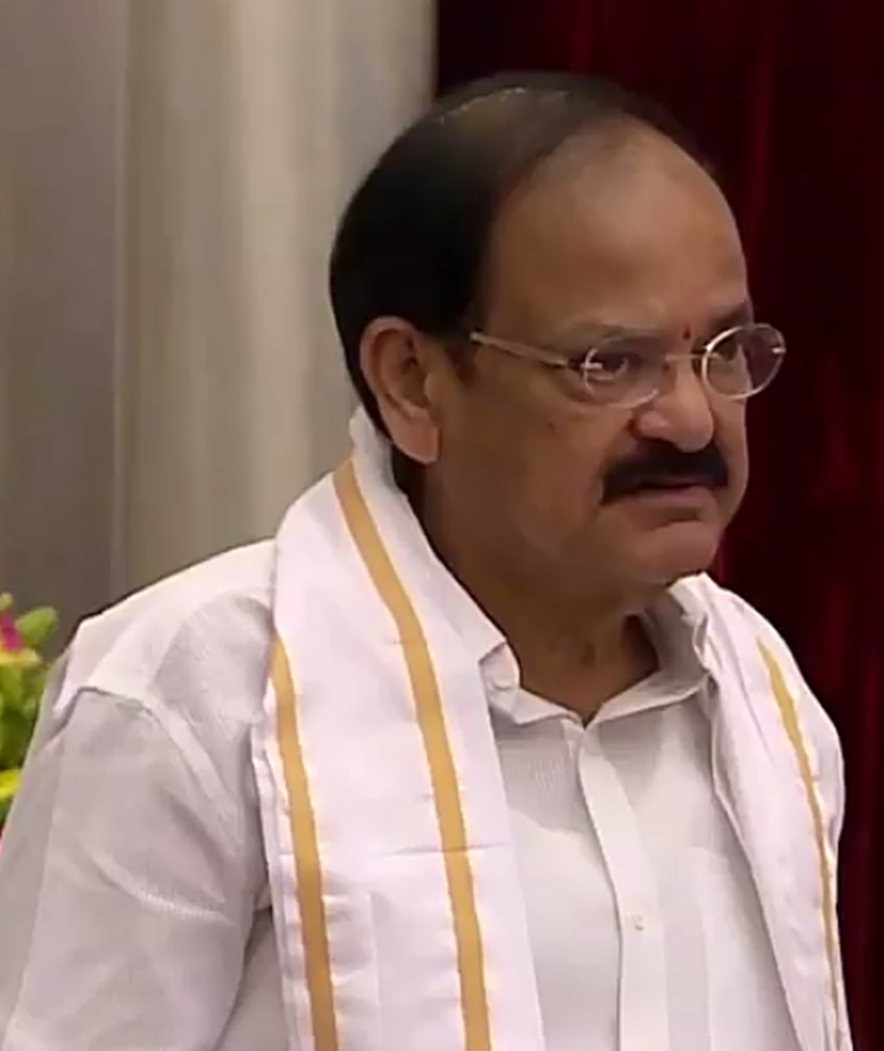 Naidu calls all-party meeting for smooth conduct of Rajya Sabha's winter session