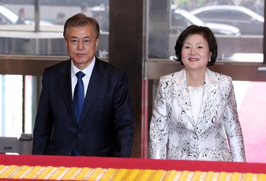 Kim Jung-sook, First Lady of South Korea to visit Ayodhya on Nov 6