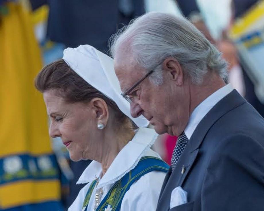 King, Queen of Sweden arrive in Delhi on five-day India visit