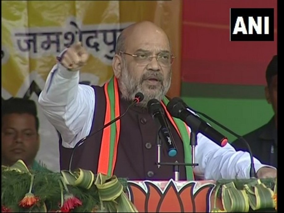 'Infiltrators' are cousin brothers of Rahul Gandhi : Amit Shah
