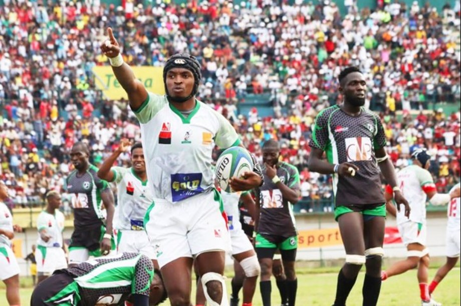 Gold Cup Rugby 2020.Rugby Africa Cup 2020 Madagascar Makis Xv Defeats Nigeria S