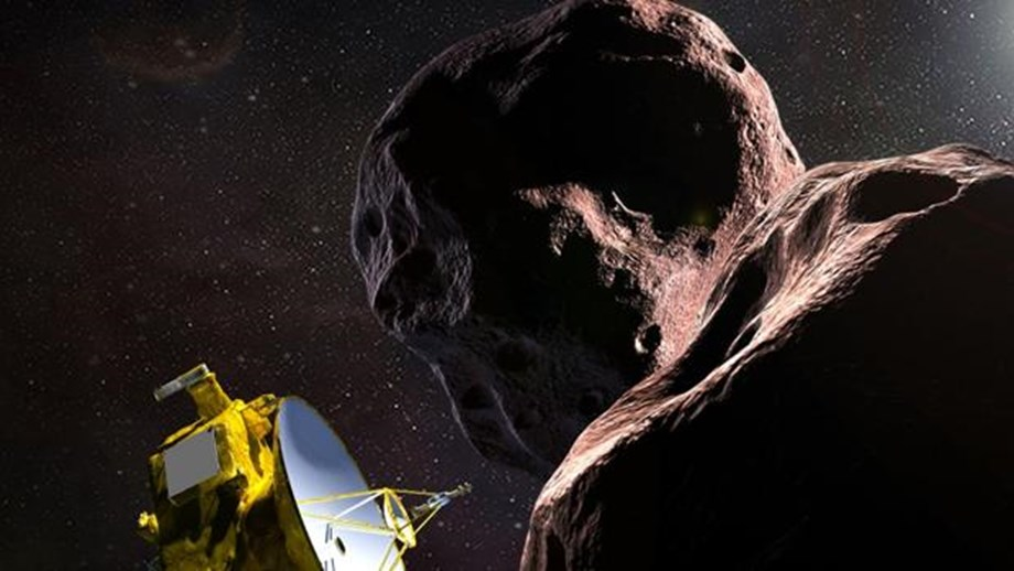 Science News Roundup: After historic flyby, New Horizons probe treks deeper on hunt for moons