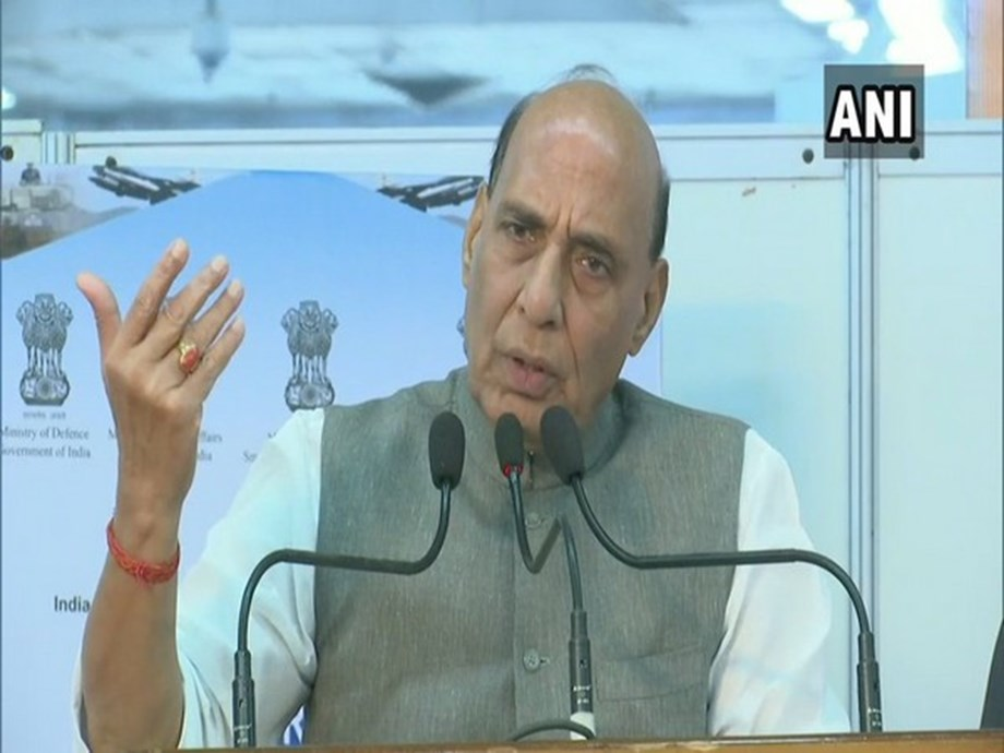 Rajnath to meet UP CM in Lucknow on Jan 5 to review preparations for Defence Expo