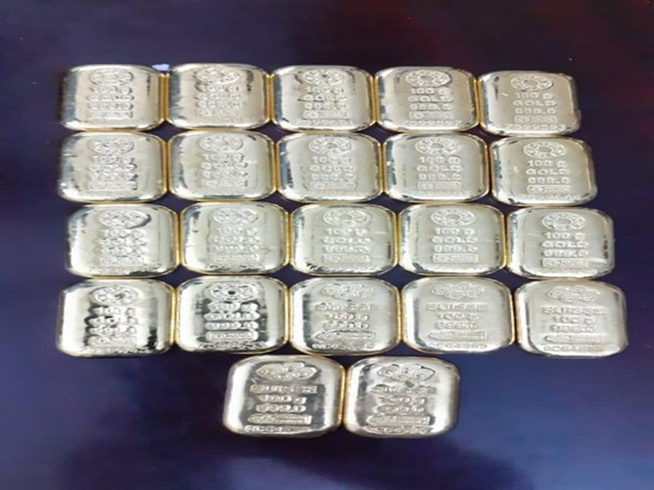 South Korean national detained at Jaipur airport with 4.5 kg unaccounted gold