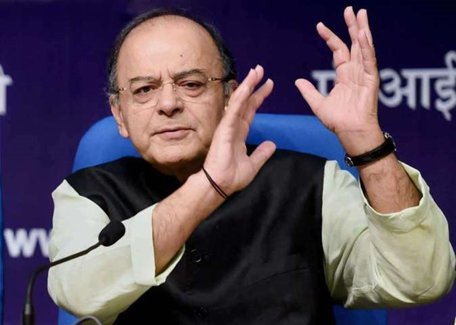 Jaitley attacks Mamata, calls strike 'disproportionate over reaction' to a fair investigation