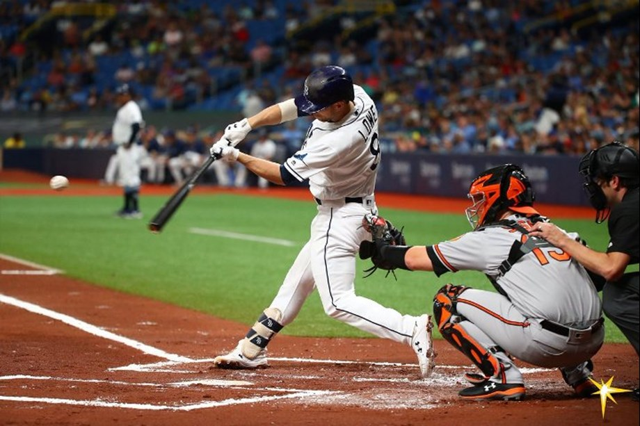Six homers help Rays to doubleheader split vs. Orioles
