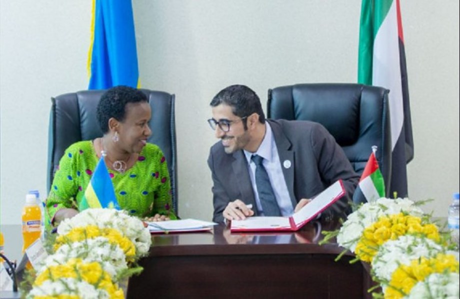 UAE, Rwanda sign MoU for cooperation in regulating recruitment of workers