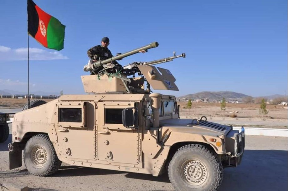 8 Taliban terrorists including district governor killed in Faryab