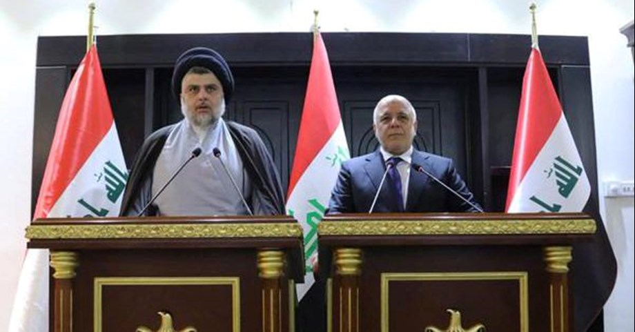 Opposition hurls in Iraqi parliament over vote on cabinet