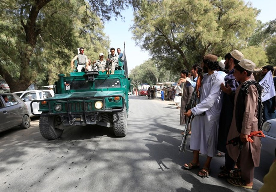 Taliban attack Afghan security forces, killing 21, says Official