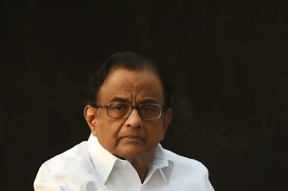 Chidambaram quizzed by ED in INX Media case