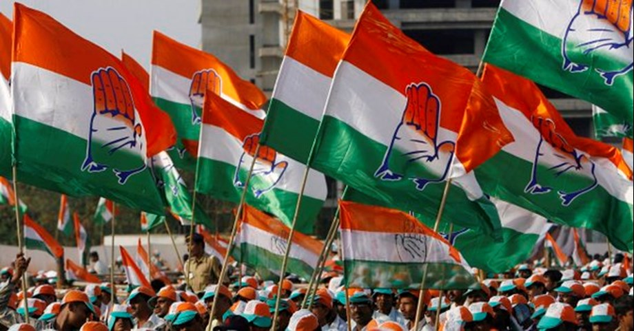 'Bharat Bandh': Jammu and Kashmir sees rally by Congress workers