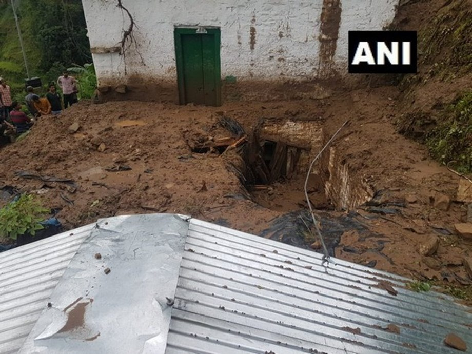 Uttarakhand: 4 injured, several feared trapped as house collapses in Almora
