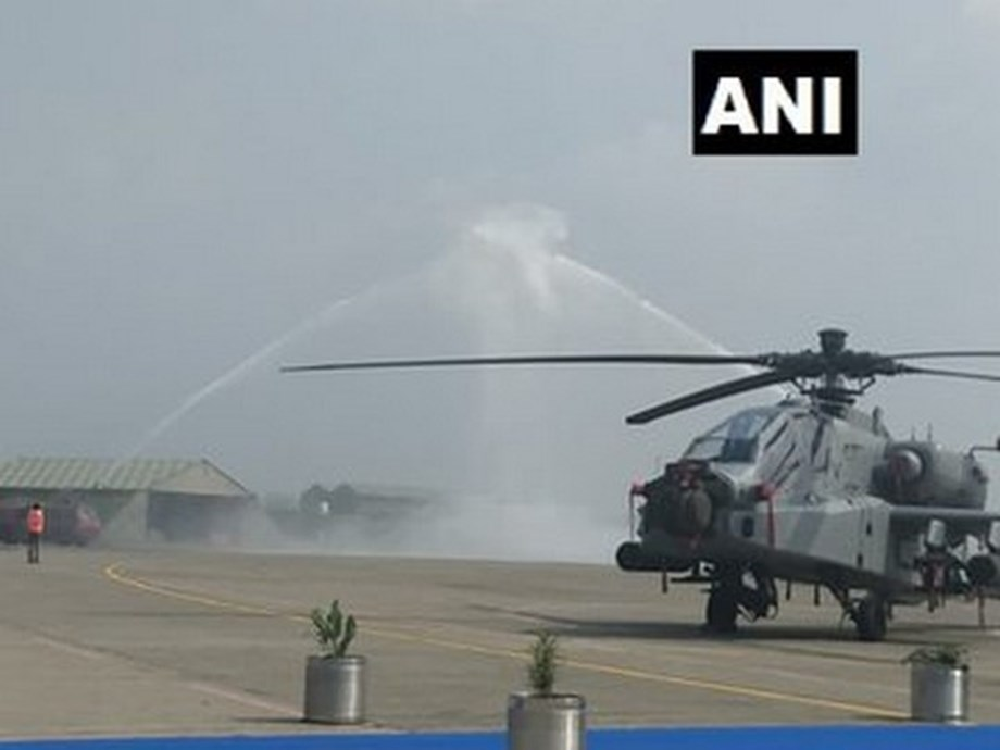 Will give more teeth to the force: IAF officers hail induction of Apache choppers