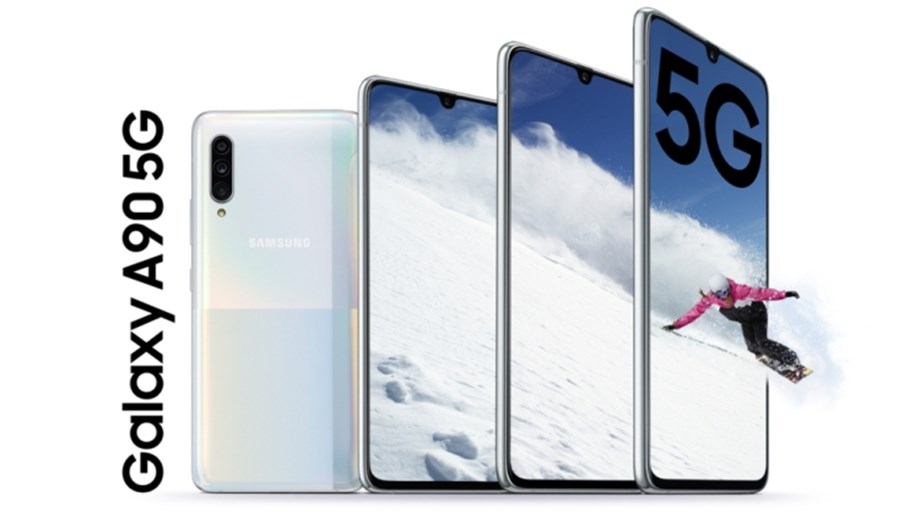 Samsung Galaxy A90 5G with SD855, 48MP camera launched; first sale on Sept 4