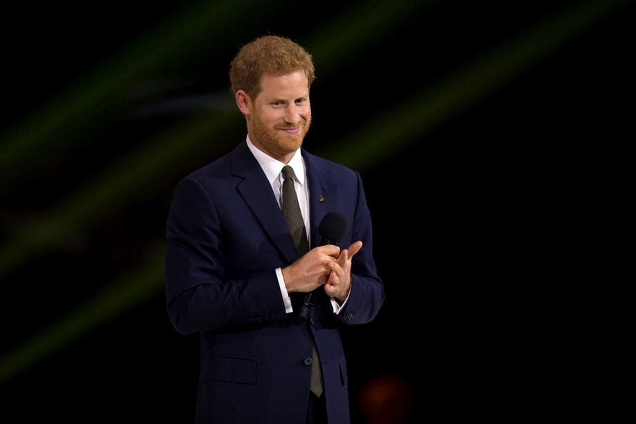 UPDATE 2-UK's Prince Harry appears in public for first time since royal split