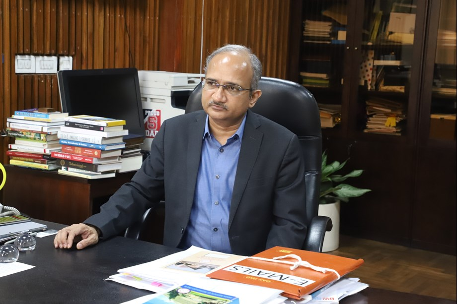 Besides global ranking, Globalization of IIT Delhi to open new avenues: Prof. V. Ramgopal Rao