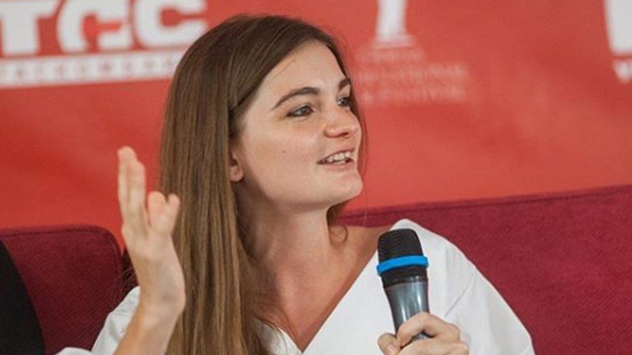 Ukrainian director claims to be victim of sexual misconduct