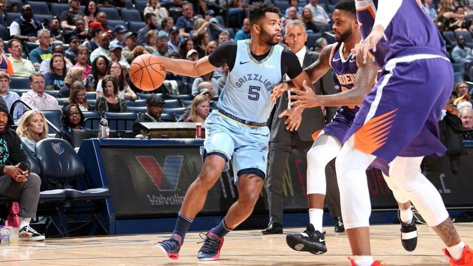 Conley 28 pts, Mack 19 pts helps Grizzlies past Jazz