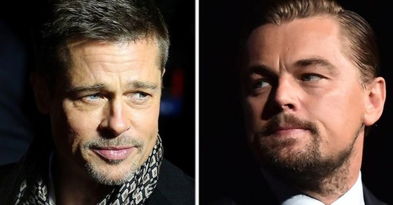 Leonardo DiCaprio, Brad Pitt urge people to vote in US midterm polls