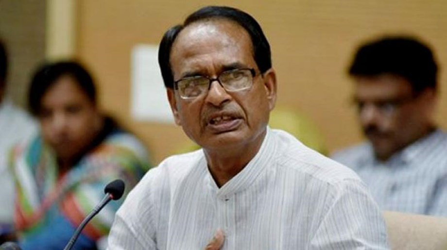 Shivraj Singh Chouhan mocks Congress over fielding of Arun Yadav