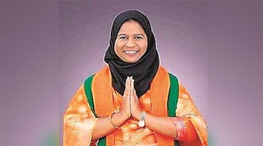 Hyderabad polls: BJP fields ABVP leader Syed Shahezadi to take on Akbaruddin Owaisi