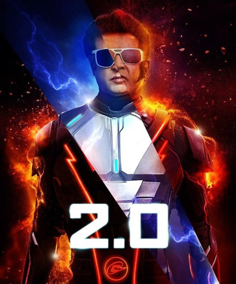 Trailer of much-awaited Rajinikanth-starrer '2.0' releases today