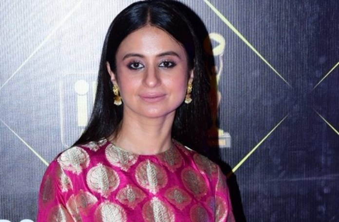 Web welcomes content which is really pushing boundaries: Rasika Dugal