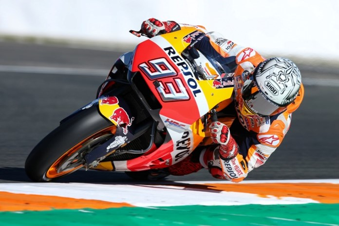 MotoGP champ Marquez tops qualifying in Malaysia, but will start from 7th after penalty
